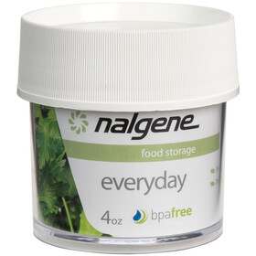 Nalgene Polycarbonate Can 125 ml white